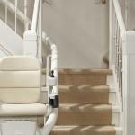 Treppenlift Installation